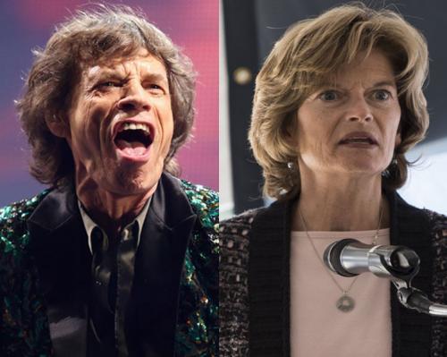 Lisa-Murkowski-and-Mick-Jagger